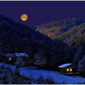 Тиха нощ в Балкана
