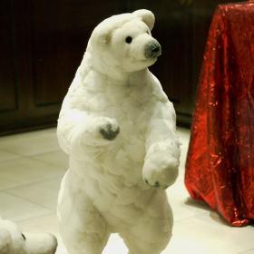 Белите мечки напускат масово полярната област и се заселват в нашата южна съседка :-)