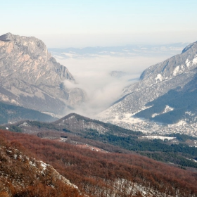 Мъгла над Вратцата