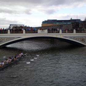 Спортуване по река Лифей
