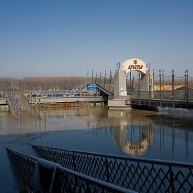 нивото на р.Дунав при Силистра