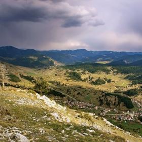 Поглед от връх Св. Илия