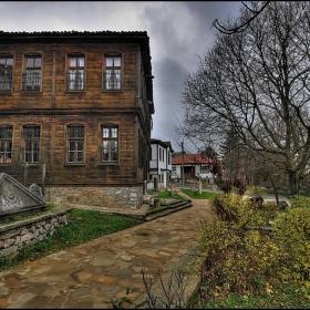 М.Търново - едно градско пейзажче ...