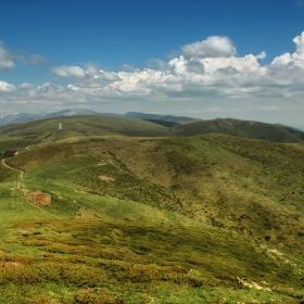 границата - северна и южна България