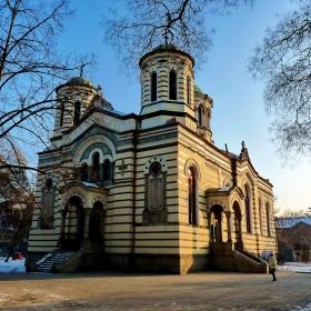 Църквата,,Св.Николай Нови Софийски''