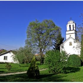 църквата в Симеоново