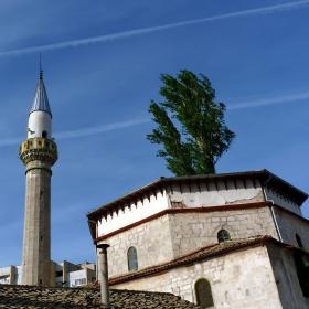 Сахат джамия в Търговище