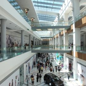 Grand Mall Varna - в деня на откриването