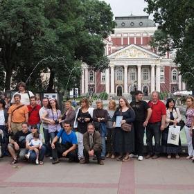 Туризъм и пътувания 2009 - Всичкото пиксчета открили изложбата! :)