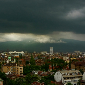 София пред буря
