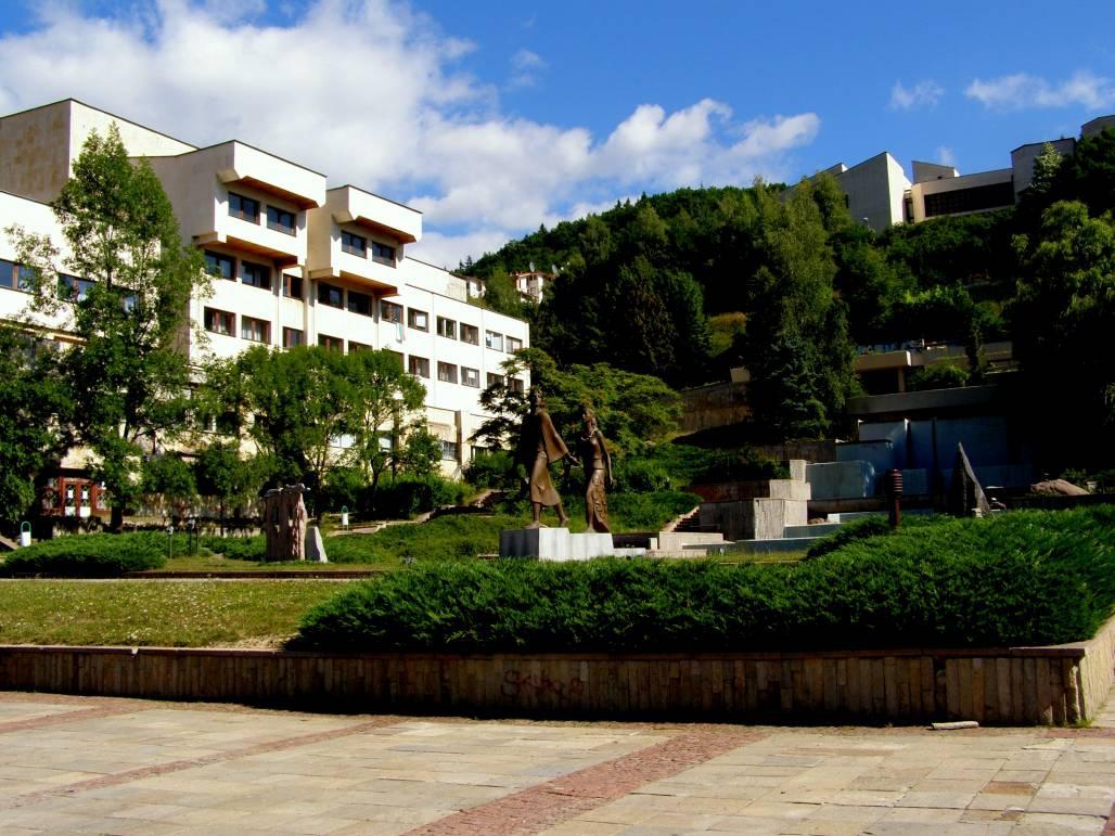 Смолян, съвременен български град
