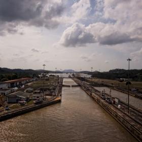 Панамския канал-Педро Мигел