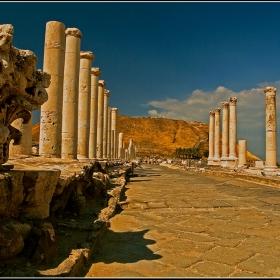 Римски град-Бейт Шин...1