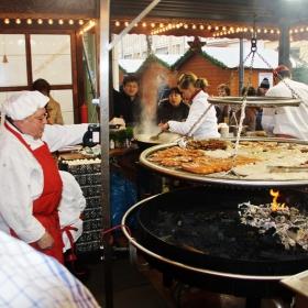 Японци на Коледния пазар, Германия 2009