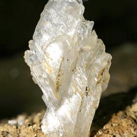 Гипсов кристал