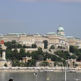 Резиденцията на Мария Тереза в Будапеща.