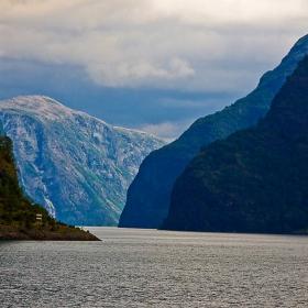 Deep into a Fjord
