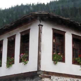 Къщата с цветята