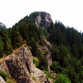 Скали в Родопа планина