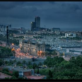 - Вечерните одежди на Барселона -
