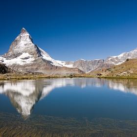 Matterhorn от Riffelsee