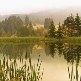 Чаирско езеро 2  - поздрав за Svetlio 70