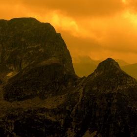 Златната планина....