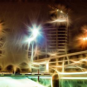 Зимна нощ....в разговори с angeo! ;)