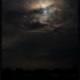 - Частично Слънчево Затъмнение, 04.01.2011 -