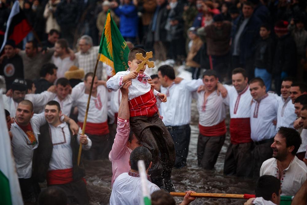 Калофер 2011-Традицията повелява