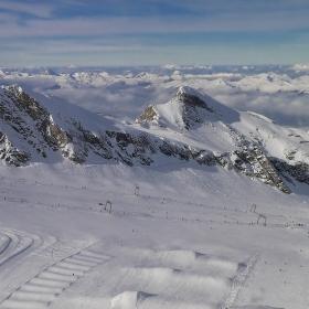 Алпите, ски-център Капрун