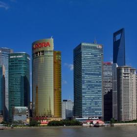 Моменти от Шанхай 5