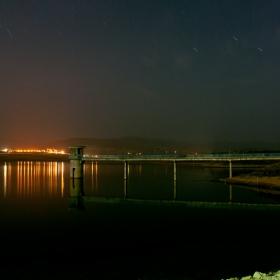 Логодаж нощем