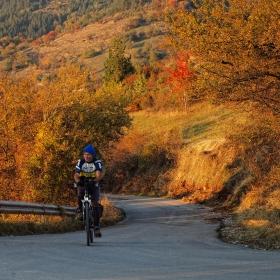 По есенните пътища