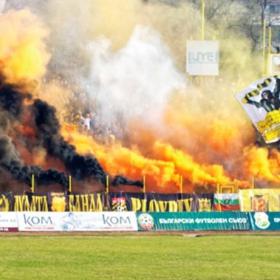 Ботев - Черноморец 04.12.2011 г.