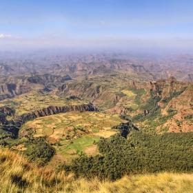 планината Семиен, Етиопия