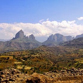 планината Семиен 2, Етиопия