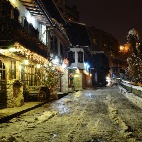 Зимна нощ