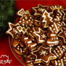 С пожелание за весели и вкусни празници! - 2