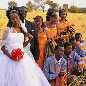 сватба в саваната