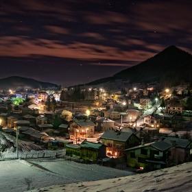 Зимна Равногорска вечер