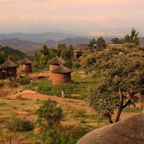 привечер (село в Етиопия)