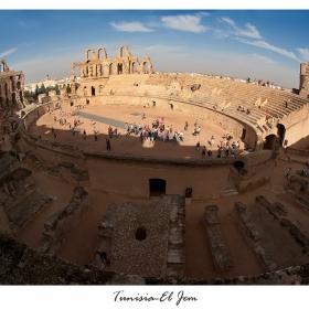 Ел Джем - Тунис