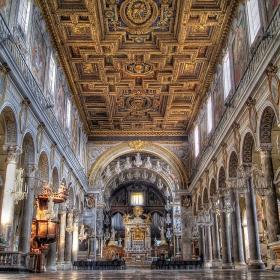 Рим в един неделен ден (Basilica di S.Maria D\'Aracoeli e il Campidoglio)