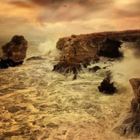 Angry Sea                  Tiulenovo, 26.02.2011