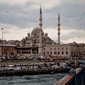Изглед от Истанбул 2