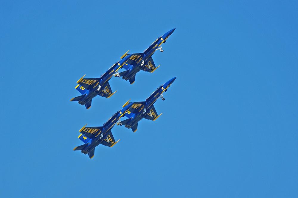 Сините ангели