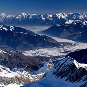 Сутрешно - поглед от 3029 м.