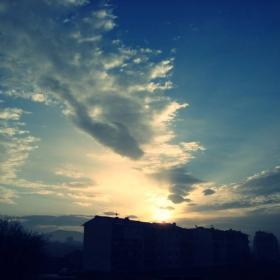Лъчи светлина