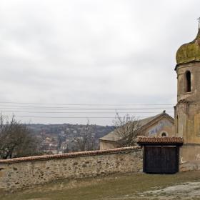 Старата църква в село Голема Раковица